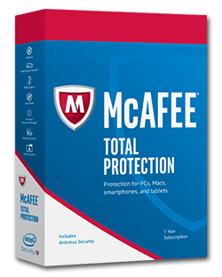 McAfee Antivirus Activate